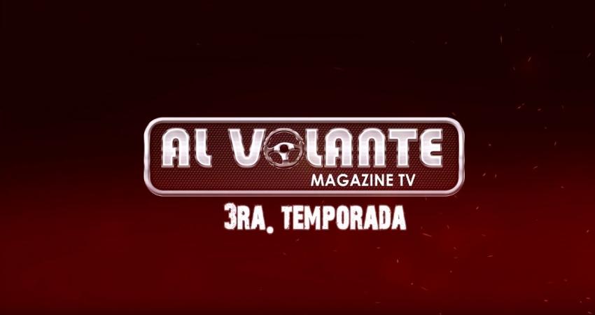 AL VOLANTE MAGAZINE TV 27-06-2019