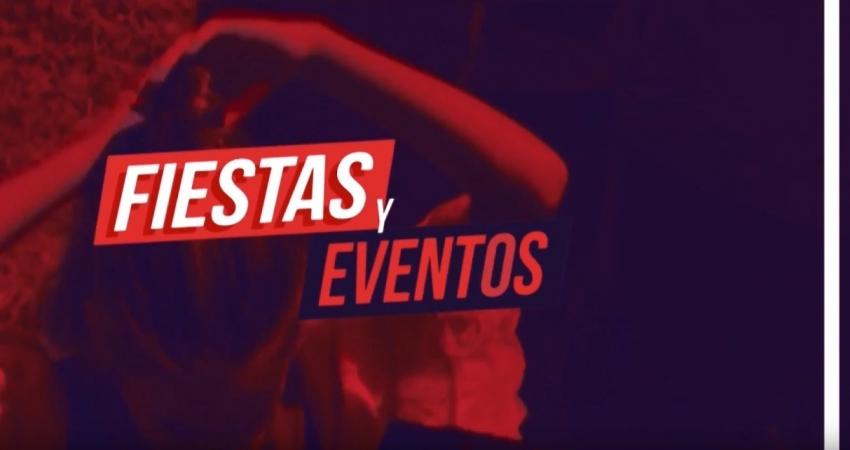Fiestas y Eventos 09-03-2019