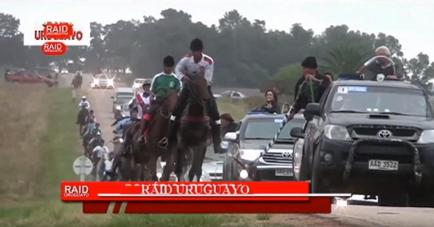 Raid Uruguayo 07-01-2019