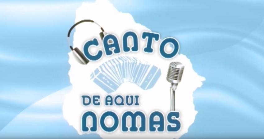 CANTO DE AQUÍ NOMÁS 22-06-2019